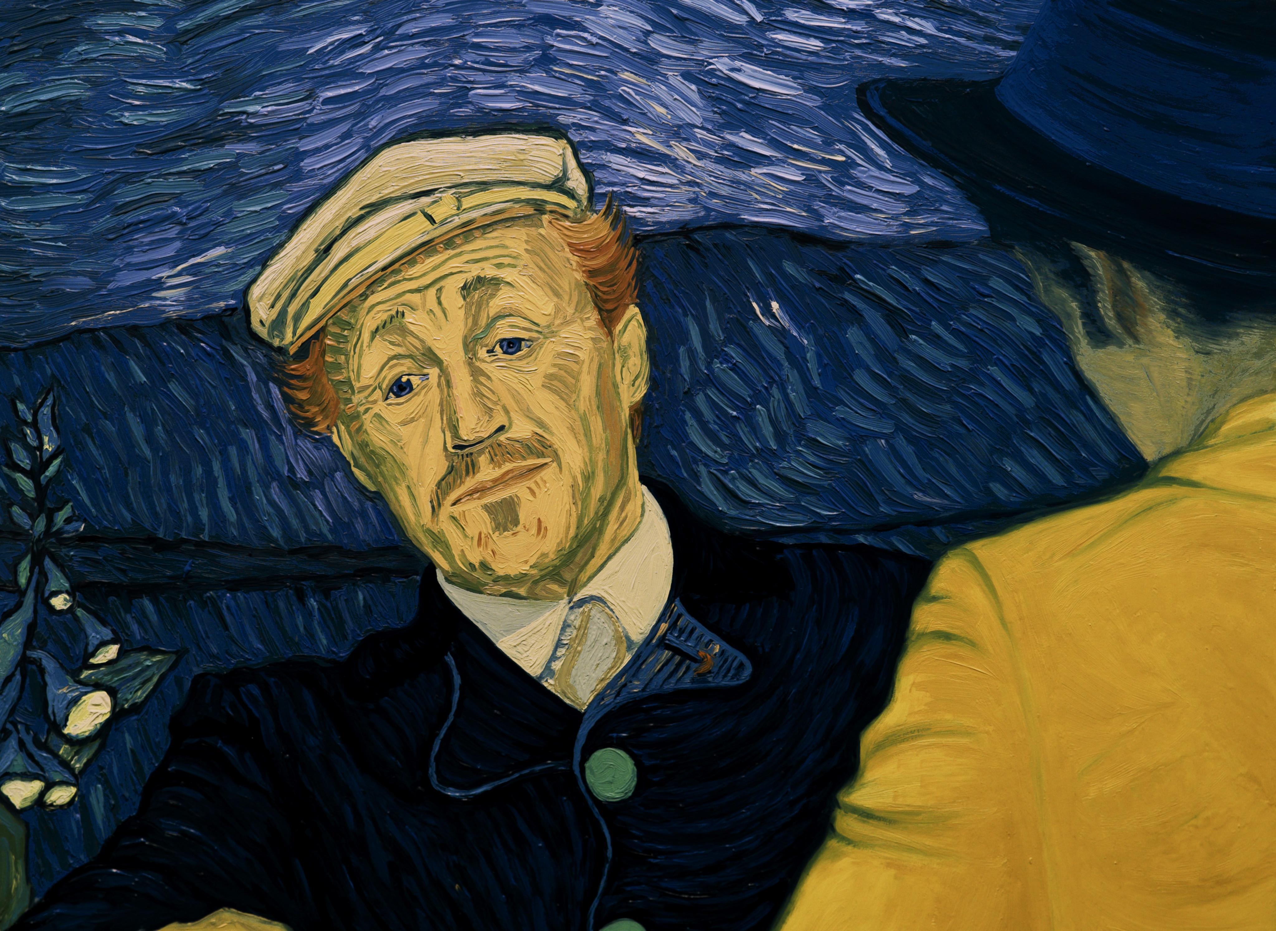 Loving Vincent, Van Gogh
