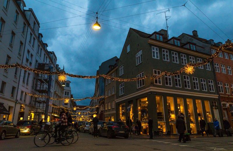 Copenaghen, Natale
