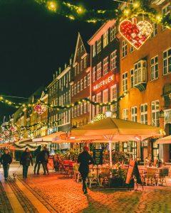 Copenaghen, Nyvhan a Natale