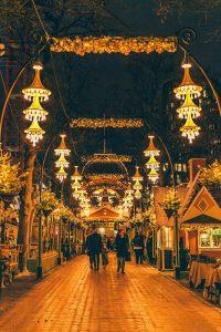 Copenaghen, Tivoli