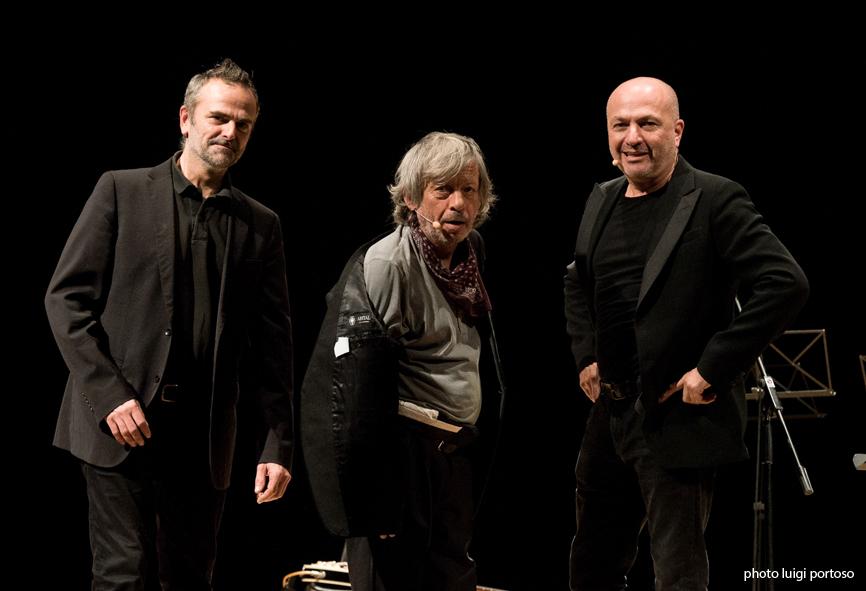 Paolo Rossi, Teatro della Cooperativa, Milano