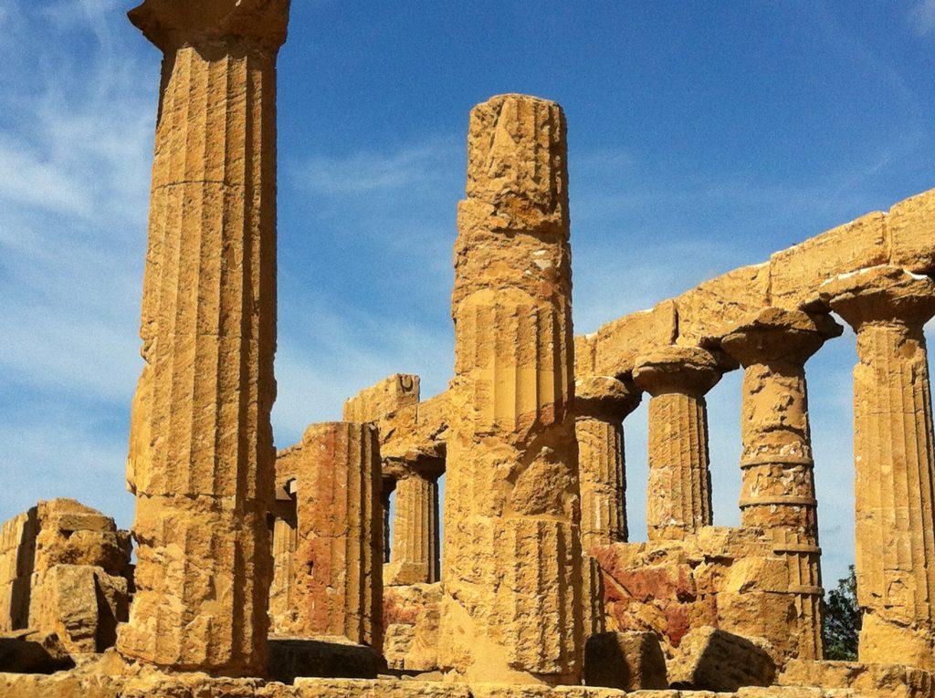Agrigento, templi