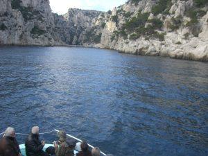 Marsiglia, calanques
