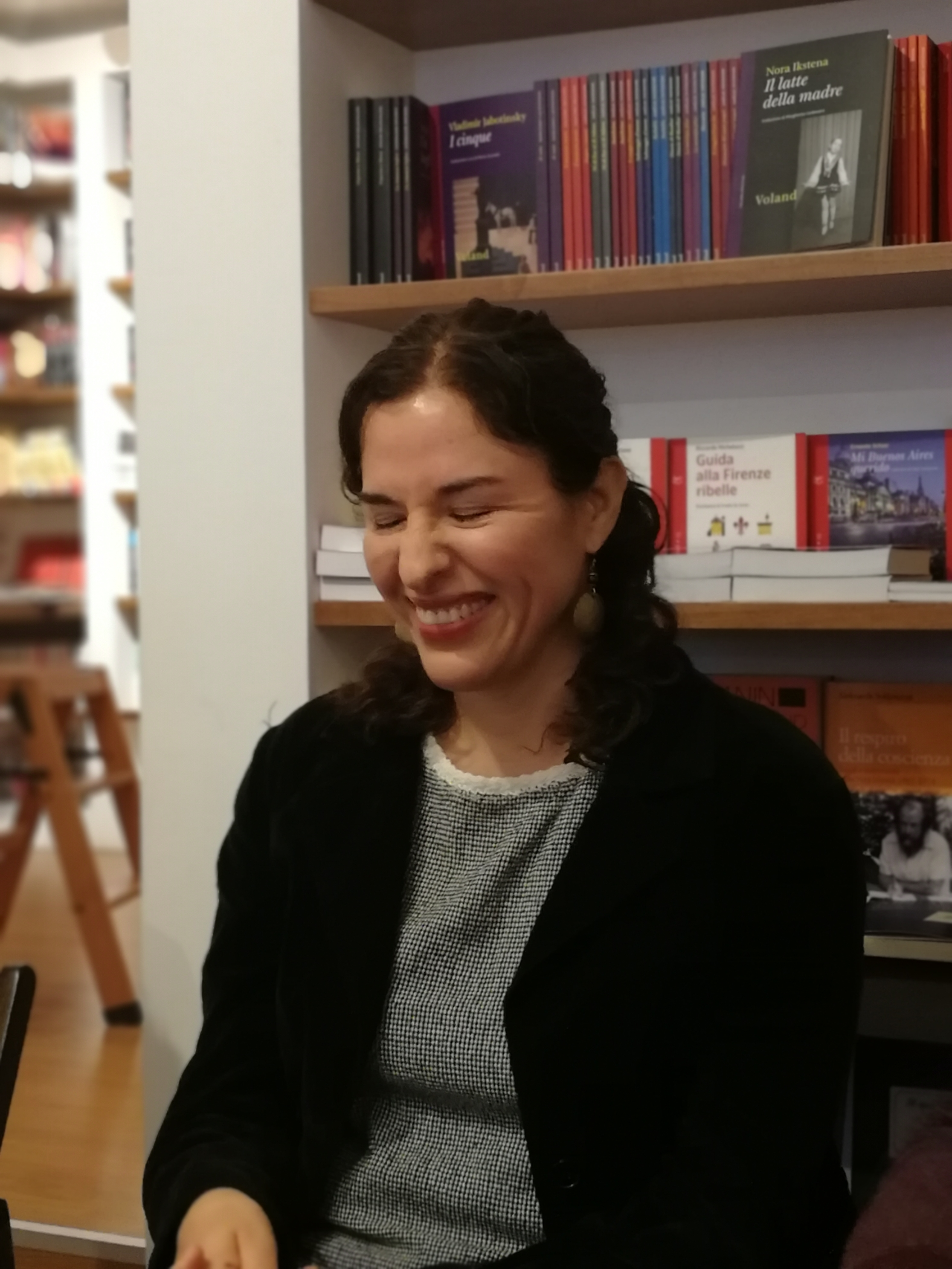 Scrittrice messicana Guadalupe Nettel
