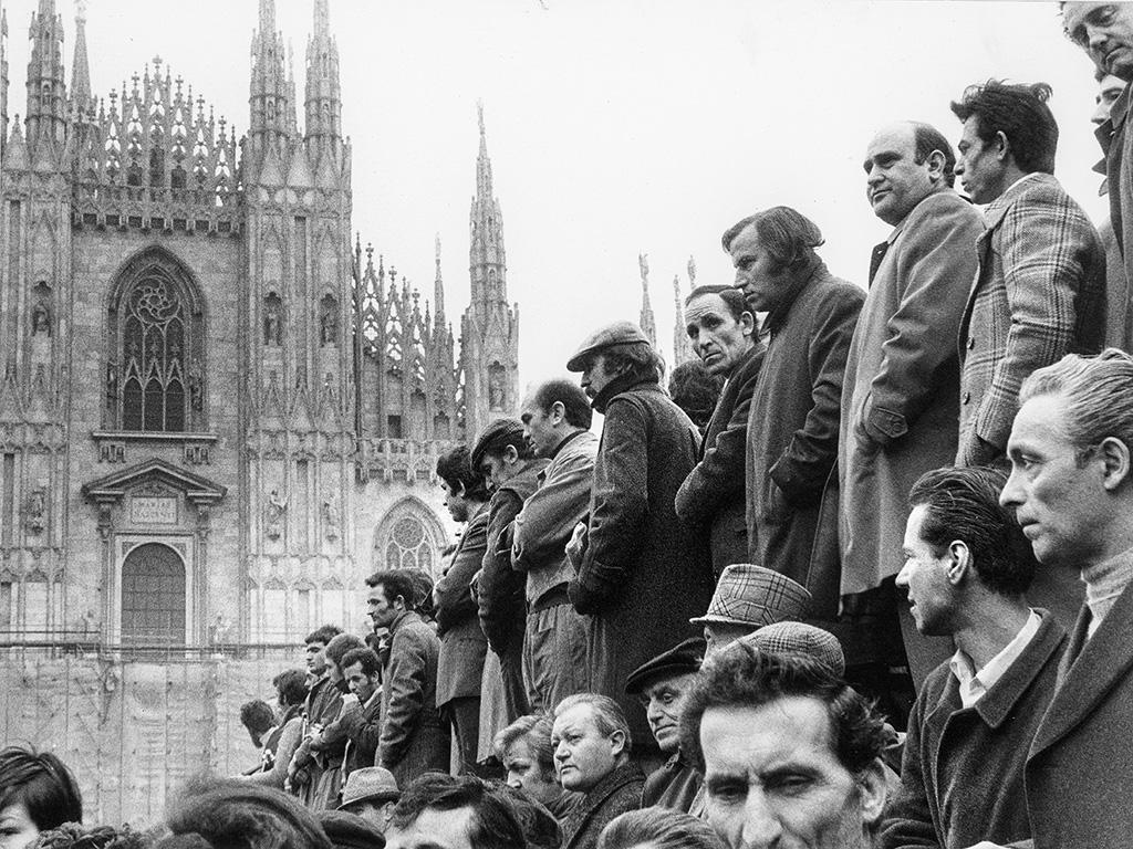 Fotografia Milano anni '70