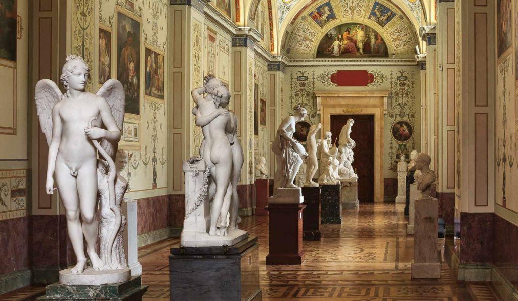 Ermitage, Galleria dei Canova
