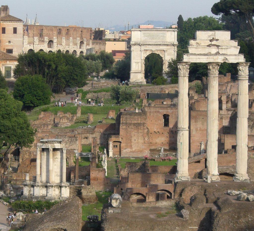 ROMA il Foro romano