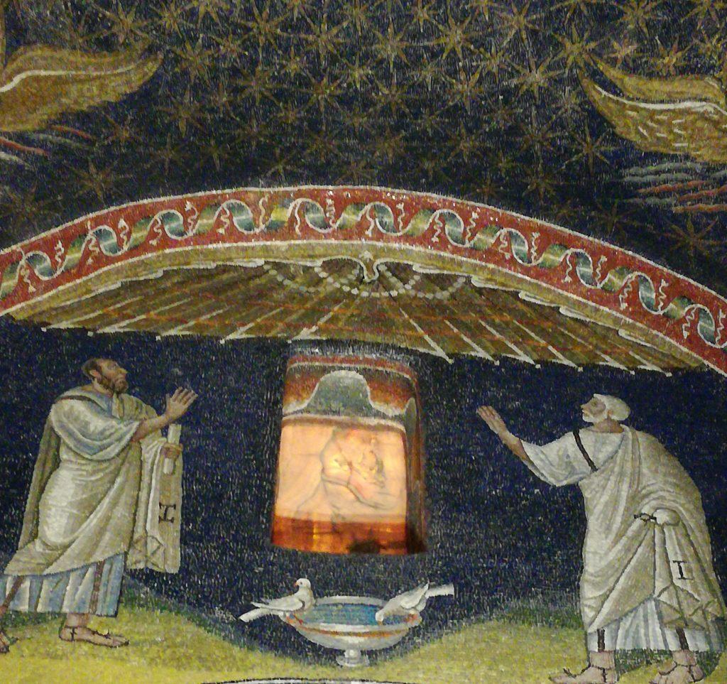 Mausoleo di Galla Placidia, mosaici