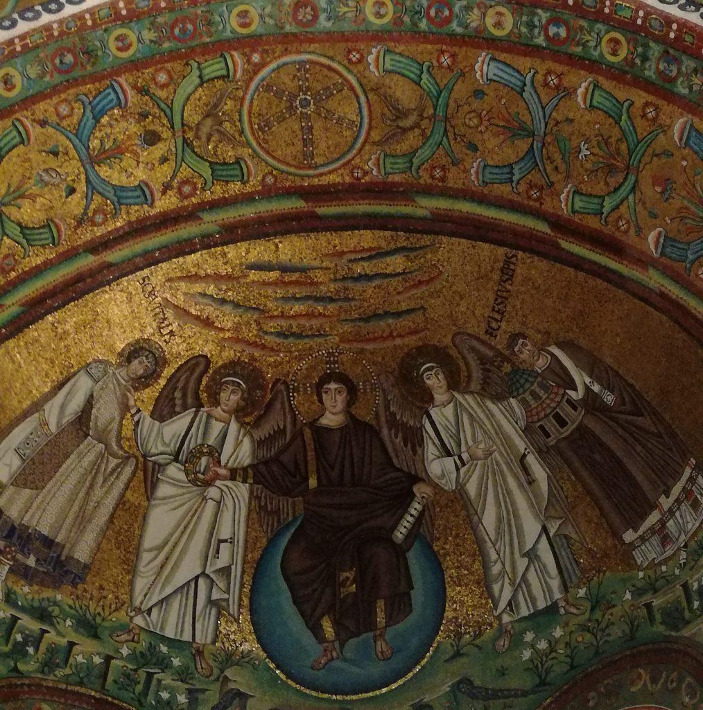 Ravenna, mosaici