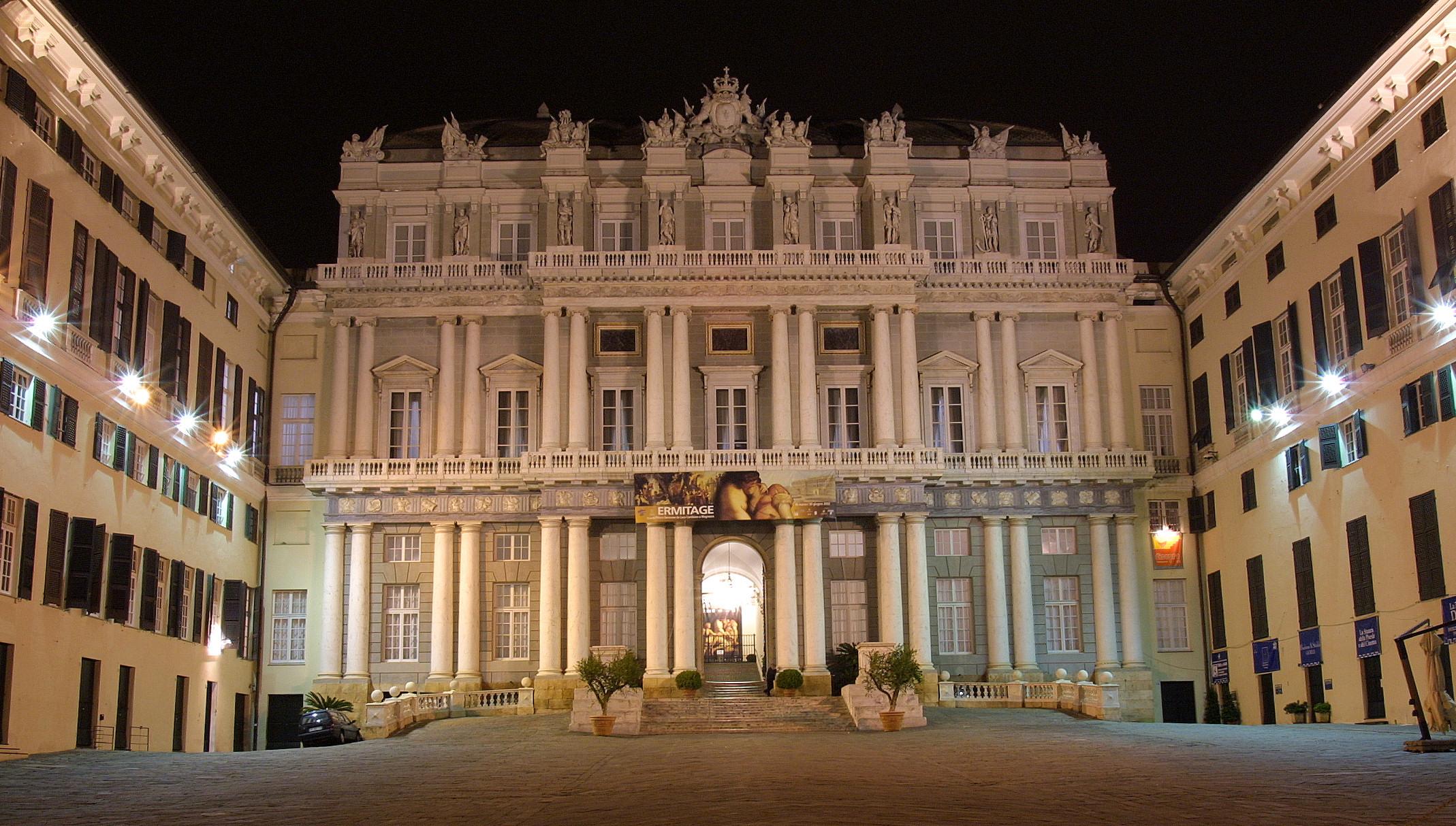 Palazzo DucaleCredit Ufficio stampa Genova
