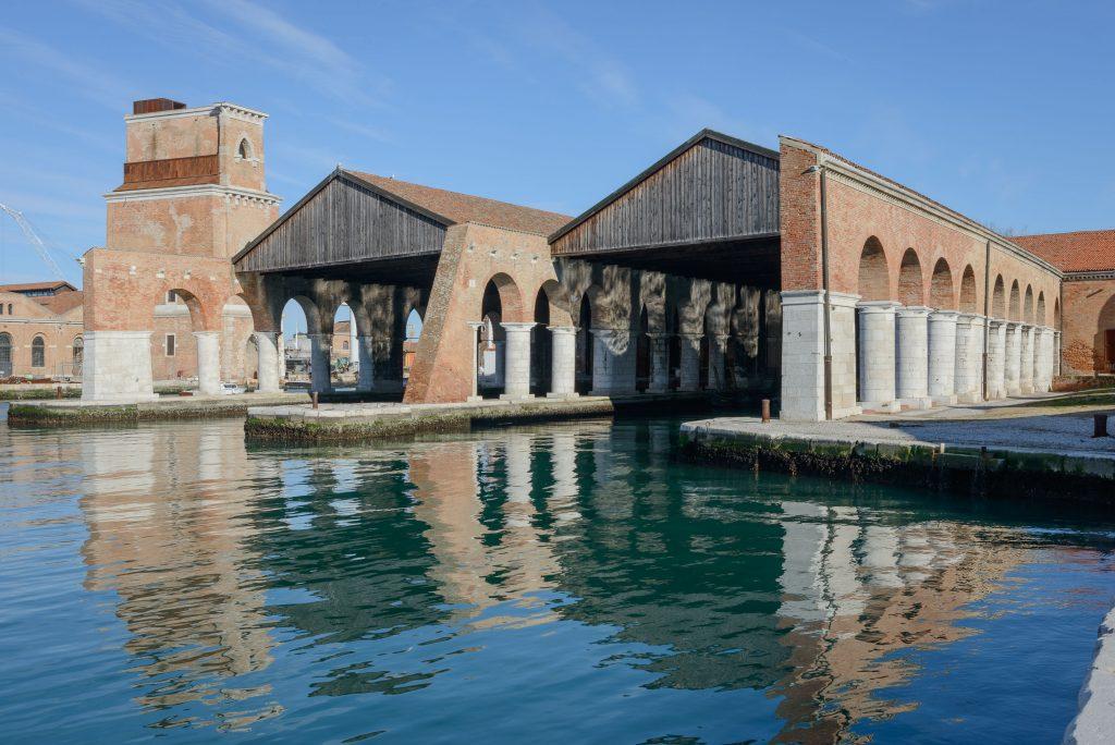 Le Gaggiandre, Venezia
