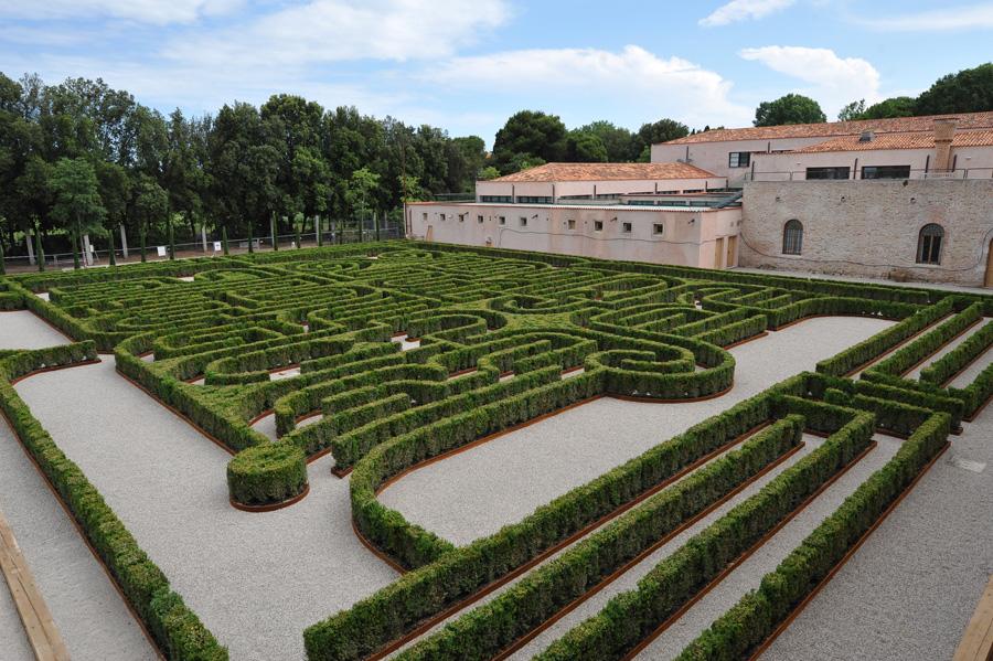 Fondazione Cini, isola di San Giorgio Maggiore